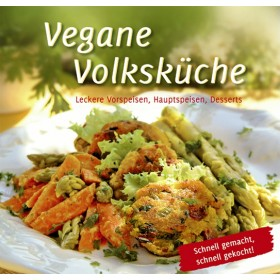 Buch Vegane Volksküche